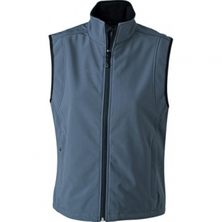 SOFTSHELL VEST - HEREN (JN 136)