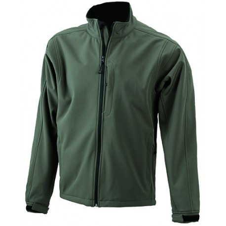 SOFTSHELL JACKET - HEREN (JN135)