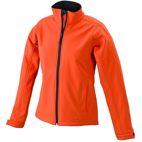 SOFTSHELL JACKET - DAMES (JN137)